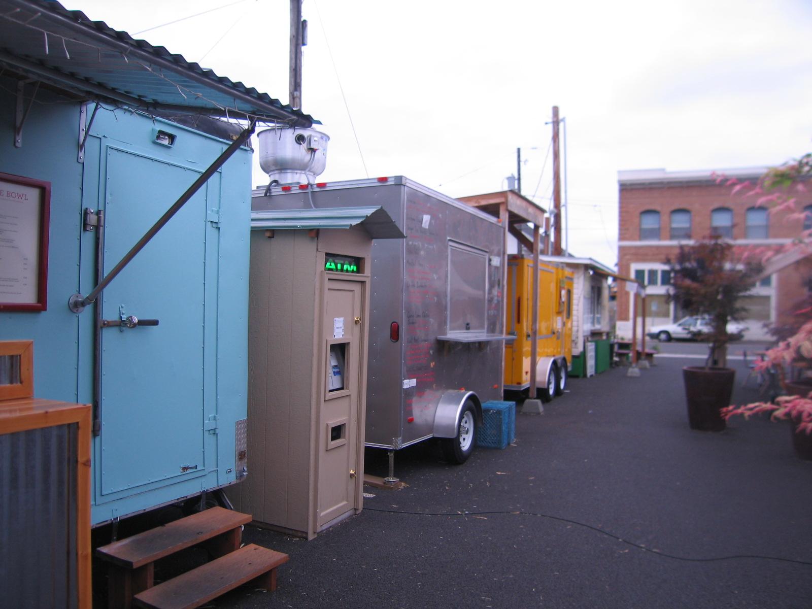 Portland Food Truck Pod